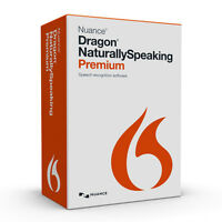Dragon Naturally Speaking 13 Premium Edition - Speech-to-text Software