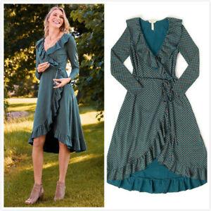 NEW-Matilda-Jane-Reunion-Wrap-Dress-size-S-M-L