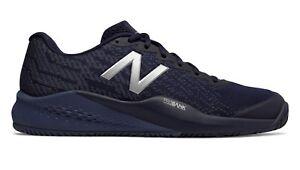 Detalles acerca de MCH996N3 para hombre New Balance 996v3 Tournament Azul Índigo Hard Court de tenis Zapatos mostrar título original