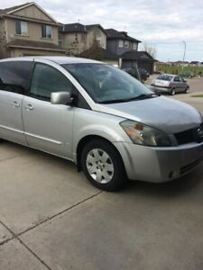 2004 Nissan quest for sale!