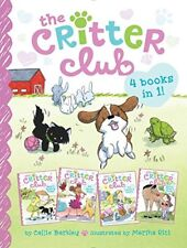 The Critter Club 4 Books in 1!: Amy and the Missin