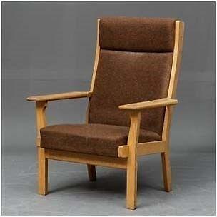 wegner lænestol Lænestol, stof, Hans J. Wegner – dba.dk – Køb og Salg af Nyt og Brugt wegner lænestol