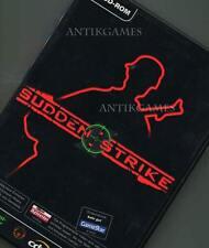 Sudden Strike 2 II für PC Deutsch von Fireglow mit Handbuch Erstauflage