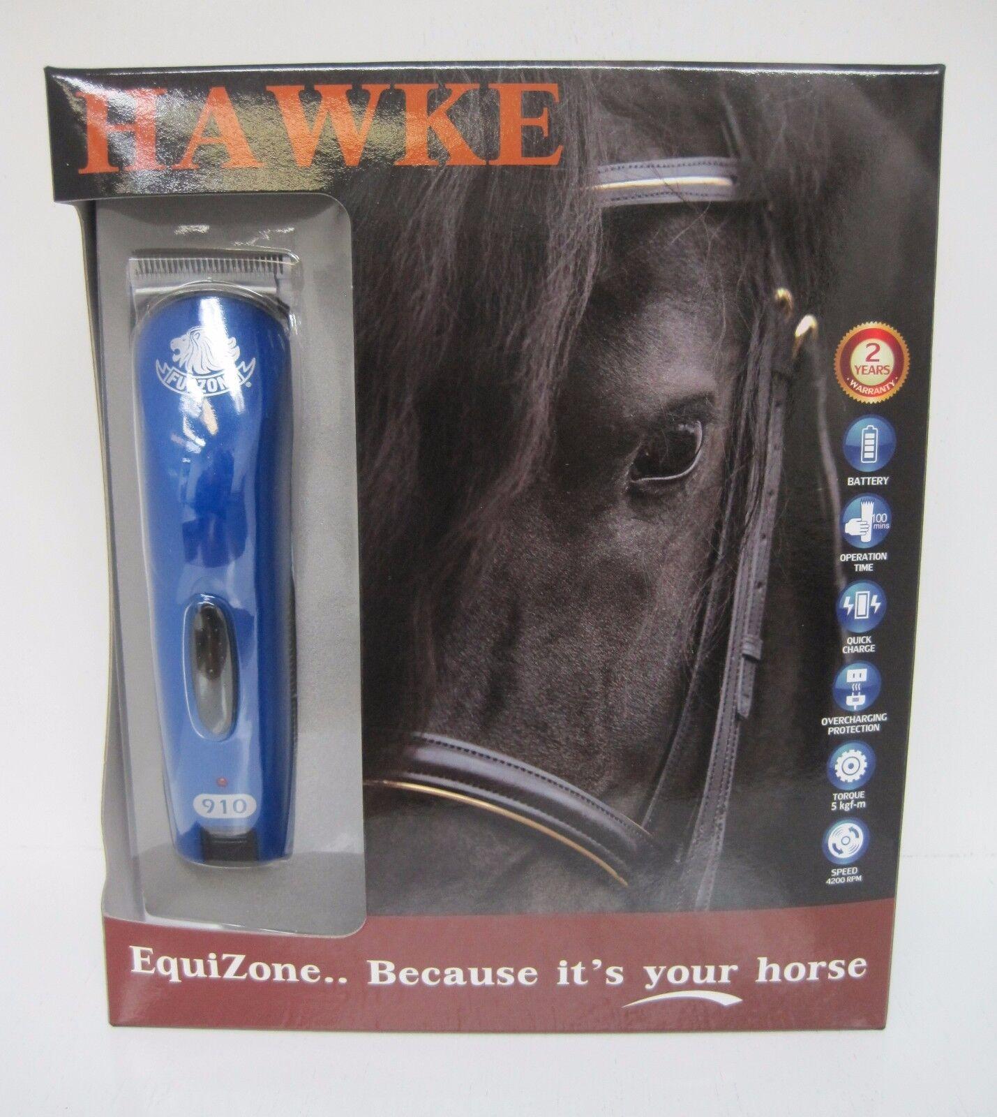 FURZONE HAWKE 910 CORDLESS CLIPPER