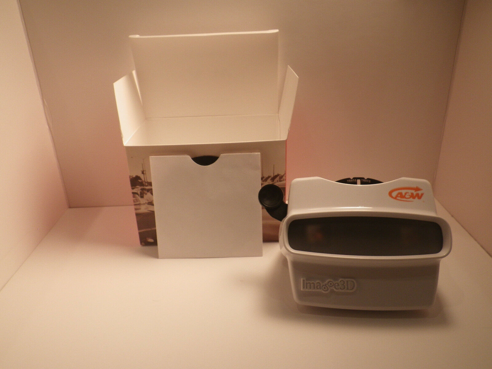A & W Restaurant View-Master View-Master View-Master BRAND NEW With 2 Classic A & W Promotional REELS 9bcbee