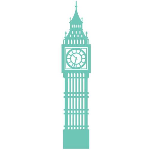 "005a xxl Wall sticker /""big ben/"" london monu london england england"