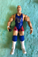 "WWE JAKKS 2003 ""KURT ANGLE with MIC"" 6 inch PREOWNED wrestling figure VGOOD"