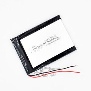 1pcs-3-7V-2500-mAh-Rechargeable-Polymer-Li-ion-battery-PCM-li-po-505068-for-GPS