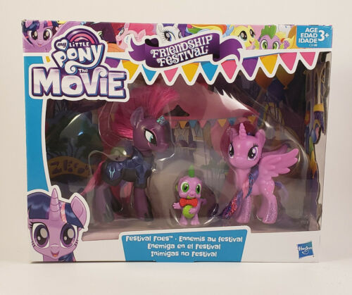 My Little Pony Movie Friendship Festival Foes Tempest Shadow Twilight Sparkle