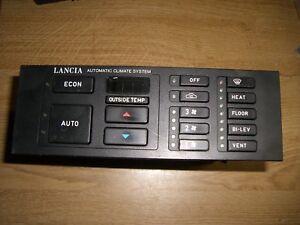 Bedienteil-Klimaanlage-Klima-Air-Condition-Lancia-Thema-2-amp-3-Serie