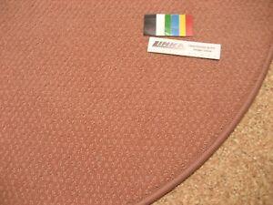 6684-runder-Teppich-100-cm-Kettelteppich-rund-rosa-Kraeuselvelours-robust-guenstig