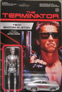 Hot Wheels Personnalisé '65 Volkswagen Fastback Le Real Terminator Terminator