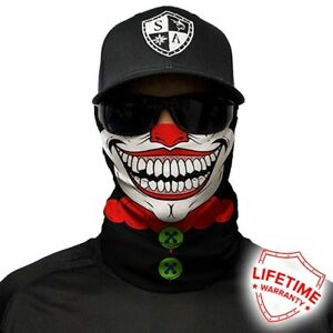 MOTORCYCLE-FACE-MASK-THE-CLOWN-Moto-Hunting-Fishing-Paintball