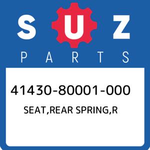 41430-80001-000-Suzuki-Seat-rear-spring-r-4143080001000-New-Genuine-OEM-Part
