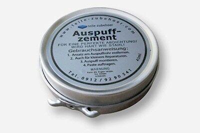 150g Auspuff Montagepaste Holts FIREGUM Dichtmasse Auspuff Paste bis 1000°C
