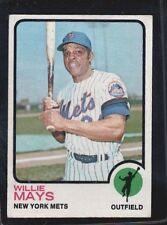 1973 Topps Willie Mays #305 Baseball Card