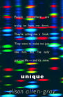 Unique by Alison Allen-Gray (Paperback, 2004)