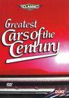 Greatest Cars Of Century (DVD, 2009)