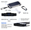 thumbnail 129 - 2021 Super 3000000mAh USB Portable Charger Solar Power Bank For Cell Phone