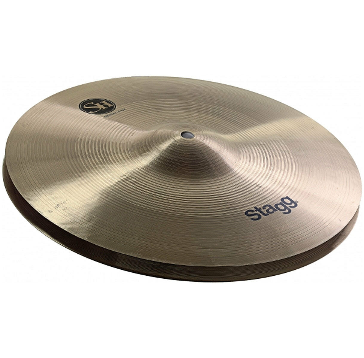 Stagg SH-HM13R SH Serie Regular Medium HiHat 13  Becken
