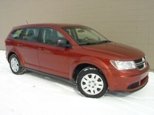 2014 Dodge Journey SE. 4 Cyl. Automatic! Loaded!