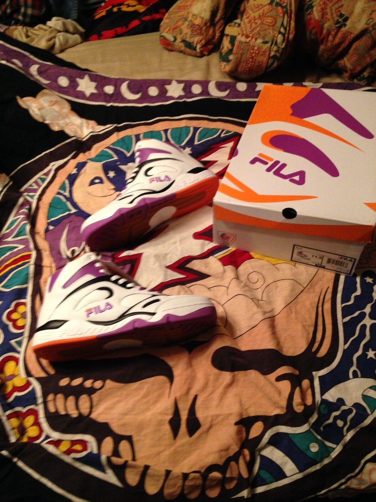 Fila KJ7 Size 11.5 Phoenix Suns Men's Shoes