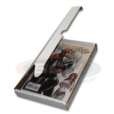 Comic Book Storage Box, Holds up to 15 comics per box, 10 Box pack