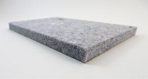 nadelfilz meterware grau 10mm dick ab 0 1m filz selbstklebend filzgleiter ebay. Black Bedroom Furniture Sets. Home Design Ideas