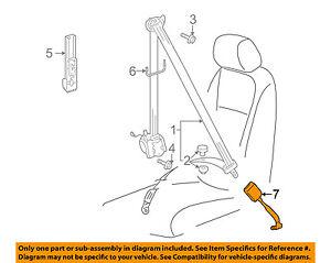 Fine Vw Volkswagen Oem 10 14 Jetta Front Seat Belt Buckle End Left Wiring Database Denligelartorg