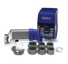 CircuPool RJ45 Salt Water Chlorinator System for All Swimming Pools, 45k gal max