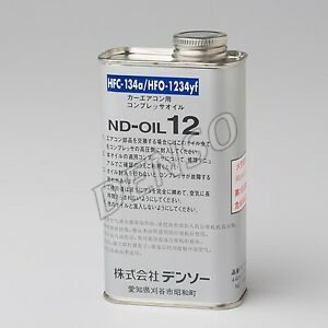 Denso-AC-Compresseur-Huile-446963-0300-4469630300-Remplacement-ND-12-250ml