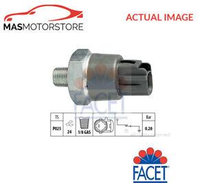 Sensor de Presión de Aceite Interruptor faceta P 70071 nuevo reemplazo OE