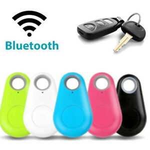 Portable Size Smart Bluetooth 4.0 Tracer Locator Tag Alarm Wallet Key Pet Dog Tracker Child Gps Locator Key Tracker High Resilience Accessories