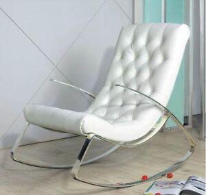 schaukelstuhl lounge liege sofa design klassiker couch ebay. Black Bedroom Furniture Sets. Home Design Ideas