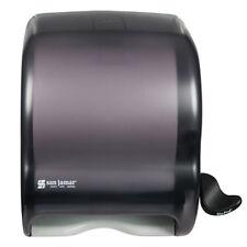 San Jamar T950TBK Element Lever Roll Towel Dispenser Black