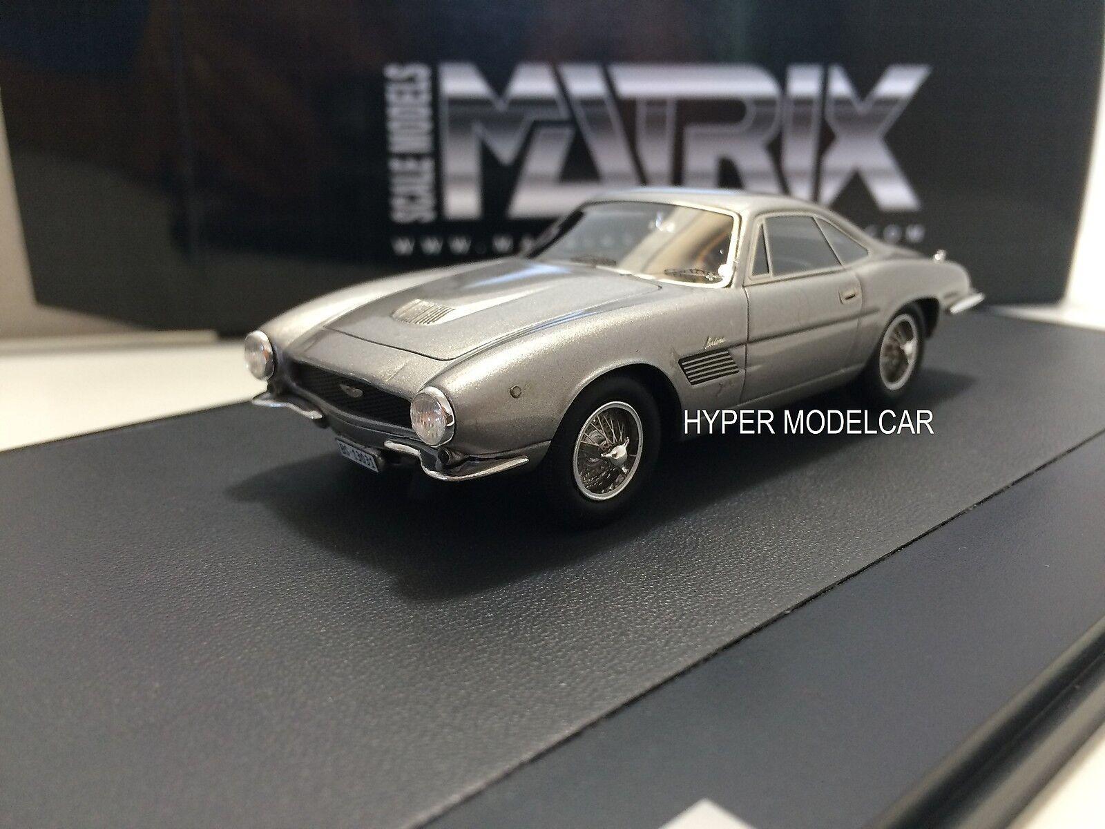 MATRIX SCALE MODELS 1 43 Aston Martin Db4 Jet Bertone 1961 Art. MX50108-031