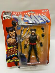 The-Uncanny-X-Men-Marvel-Legends-Retro-Wolverine-New-BOX-DAMAGE