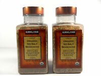 2 No Salt Seasoning Kirkland Signature Organic Blend Of 21 Herbs & Spices 14.5oz