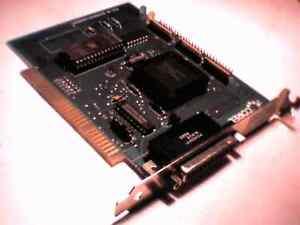 Details about Corel SCSI LS-2000 SCSI 8-bit ISA Card IBM PC/XT with Always  AL-500 BIOS Vintage