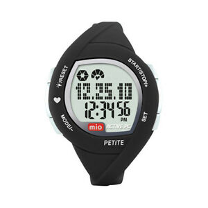 mio active petite heart rate monitor tracks steps speed distance rh ebay com Mio Watch Battery Replacement Mio Watch Models