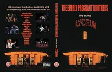 Everly Pregnant Brothers Live at the Sheffield Lyceum DVD