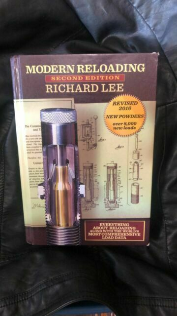 Lee Second Edition of MODERN RELOADING Lee 90277