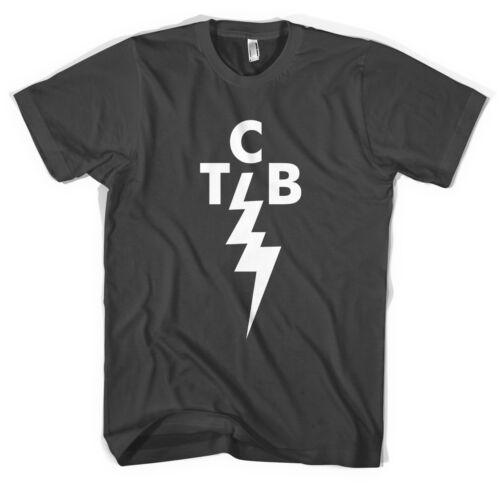 Elvis Presley Taking Care of Business TCB Unisexe T-Shirt Toutes Les Tailles
