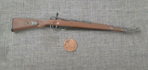 """Échelle 1//6 guerre mondiale deux infanterie allemande fusil KAR98 pour 12/"""" Action Figure NHW-98"""