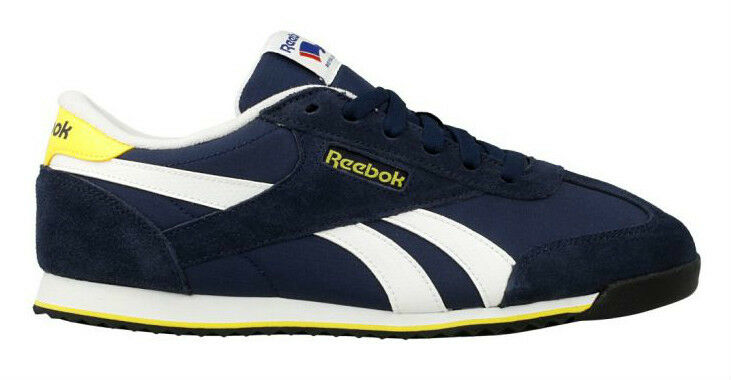 REEBOK Royal navy CL Rayen NEU Retro Vintage Herren Sneaker navy Royal blau atmos patta baf2fd