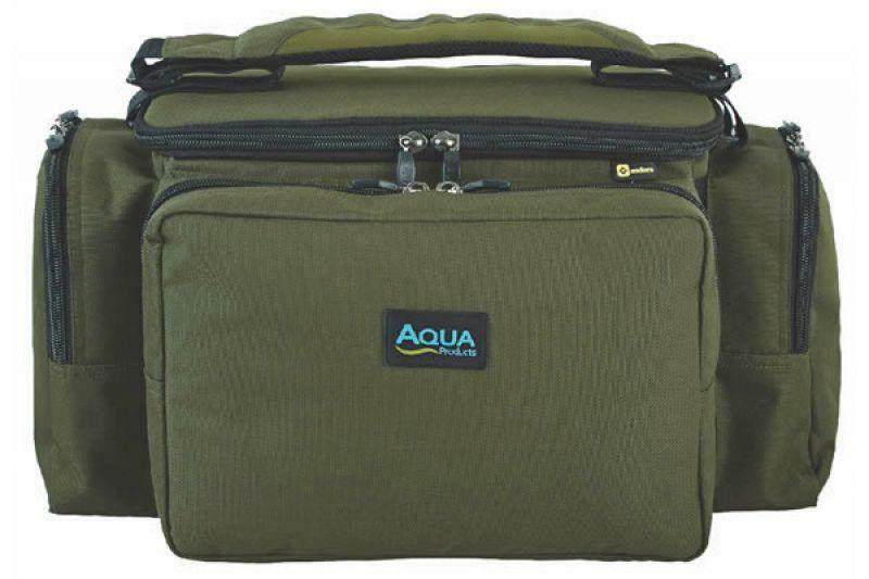 Aqua Products Dimensione S Carry All Série neroe Bagage Pêche Carpe