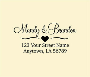 Personalized-Custom-Made-Handle-Mounted-Rubber-Stamp-Return-Address-Wedding-R156