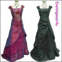 Cherlone Ballkleid Brautkleid Abendkleid Hochzeitskleid Brautjungfer Kleid
