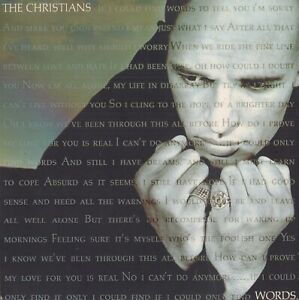 CHRISTIANS-THE-Words-1989-VINYL-SINGLE-7-034-EUROPE
