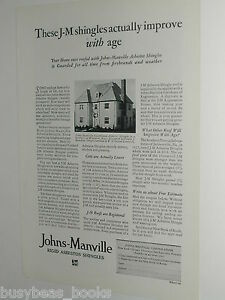 1929-Johns-Manville-advertisement-Shingles-Asbestos-roofing